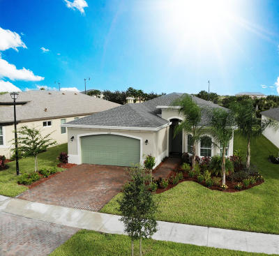 Single Family Home For Sale: 11459 SW Lake Park Drive