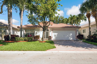 boynton beach Single Family Home For Sale: 11132 Mandalay Way
