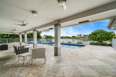 Boca Raton Single Family Home For Sale: 4875 Regency Court