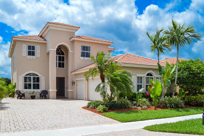 Palm Beach Gardens Single Family Home For Sale: 114 Via Condado Way