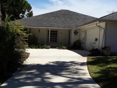 Hobe Sound Single Family Home For Sale: 8458 SE Sharon Street