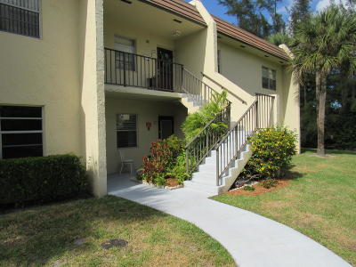 West Palm Beach Condo For Sale: 100 Lake Meryl Drive #108