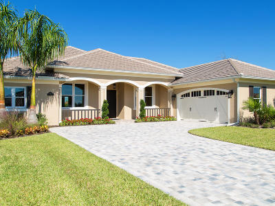 Vero Beach Single Family Home For Sale: 435 Stoney Brook Farm Court