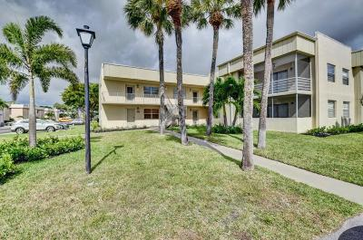 Delray Beach Condo For Sale: 167 Piedmont D