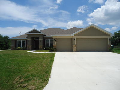 Single Family Home For Sale: 5281 NW West Lovett Circle