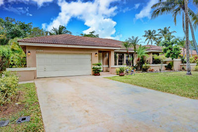 Coral Springs Single Family Home For Sale: 4920 NW 59th Way