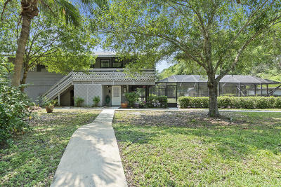 Fort Pierce Single Family Home For Sale: 5175 Melville Road