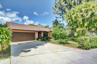 Single Family Home For Sale: 1789 Banyan Creek Circle