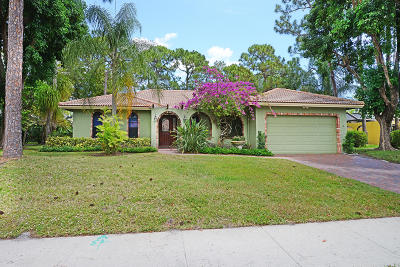 Boca Raton Single Family Home For Sale: 2802 NW Timbercreek Circle
