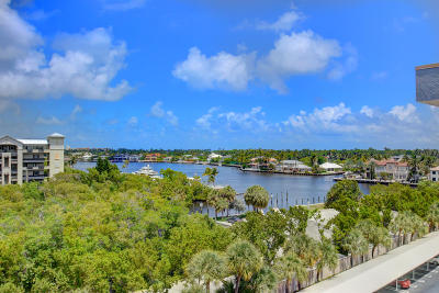 Delray Beach Condo For Sale: 1 Harbourside Drive #4703