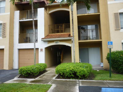 West Palm Beach Condo For Sale: 4115 San Marino Boulevard #208