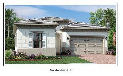 Boynton Beach Single Family Home For Sale: 8283 Grand Prix Lane #0007