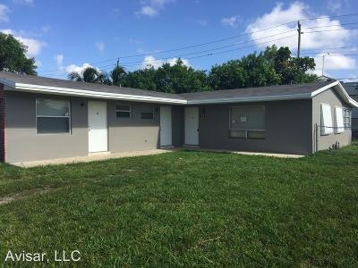 Pompano Beach Single Family Home For Sale: 421 NW 35 Court