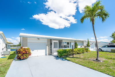 Broward County Single Family Home For Sale: 1170 Campanelli Drive Drive