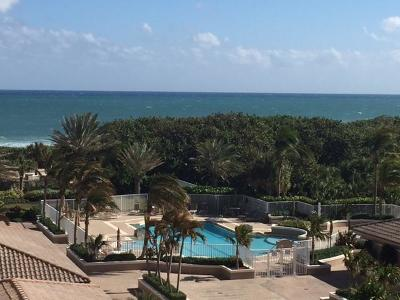 Juno Beach Condo For Sale: 700 Ocean Royale Way #401