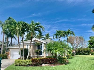 Boynton Beach Single Family Home For Sale: 7661 Rockford Road