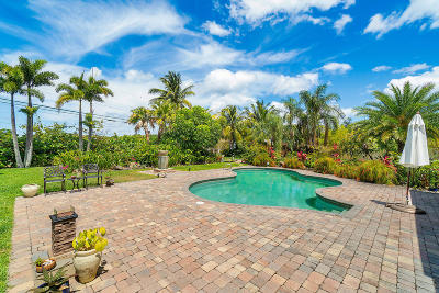 Delray Beach Single Family Home For Sale: 263 NE 17th Street
