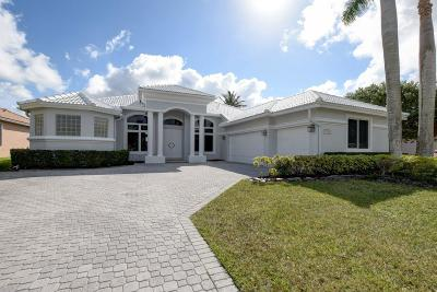Boca Raton Single Family Home For Sale: 21356 Shannon Ridge Way