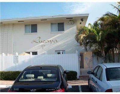 Broward County Condo For Sale: 1848 NE 46th Street #G7