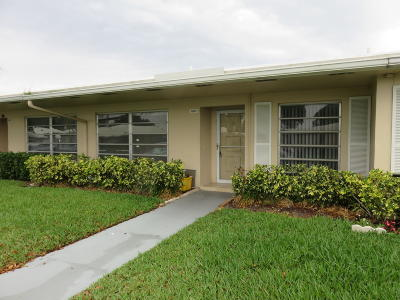 Boca Raton FL Condo For Sale: $139,900