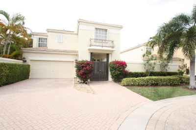 Boca Raton Single Family Home For Sale: 4297 NW 63rd Place NW
