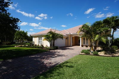Palm Beach Gardens Single Family Home Contingent: 8840 Oldham Way