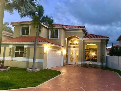 Lake Worth Single Family Home For Sale: 7252 Nautica Way