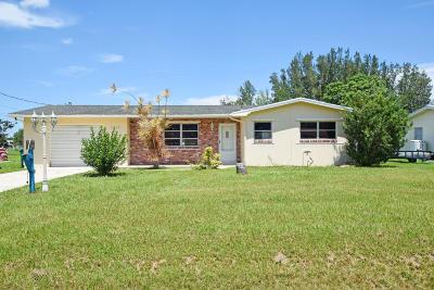 Single Family Home For Sale: 5900 Killarney Avenue