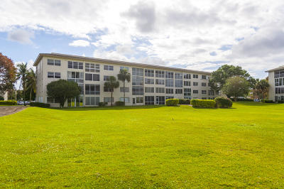 Coconut Creek Condo For Sale: 4602 Martinique Way #G1