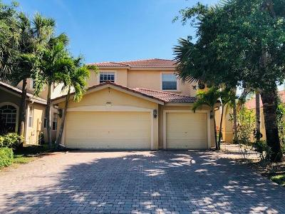 Lake Worth Single Family Home For Sale: 7585 Via Luria