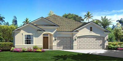 Port Saint Lucie, Saint Lucie West Single Family Home For Sale: 1489 SW Oriole Lane
