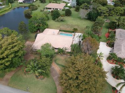 Lake Worth Single Family Home For Sale: 9305 Perth Road