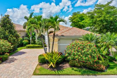 Palm Beach Gardens Single Family Home For Sale: 279 Isle Way