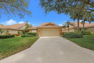 Jupiter Single Family Home For Sale: 331 Ridge Road