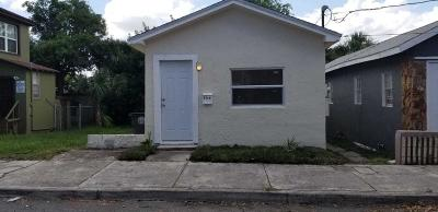 West Palm Beach Single Family Home For Sale: 809 Division Avenue