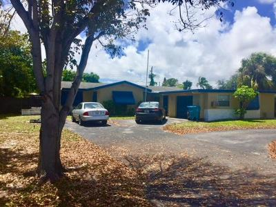Boynton Beach Single Family Home For Sale: 194 SE 27th Avenue