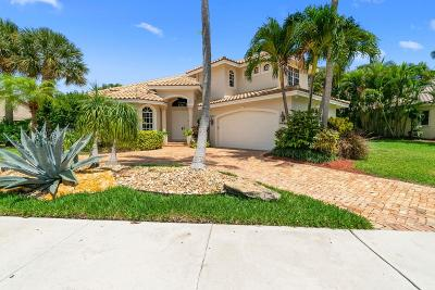 Broward County Single Family Home For Sale: 2335 Deer Creek Trail