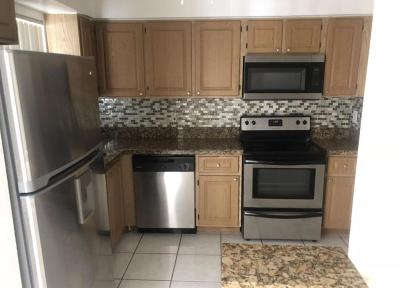 Greenacres Townhouse For Sale: 5203 Bayside Drive