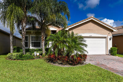 boynton beach Single Family Home For Sale: 12294 Cascade Valley Lane