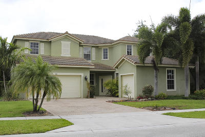 West Palm Beach Single Family Home For Sale: 9451 Granite Ridge Lane