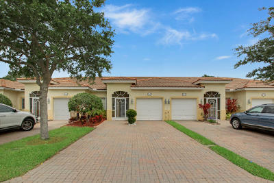 West Palm Beach Single Family Home For Sale: 9959 Galleon Drive
