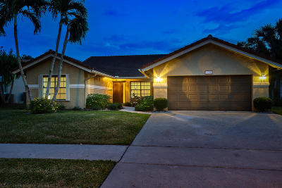 Boca Raton Single Family Home For Sale: 1598 SW 19th Street