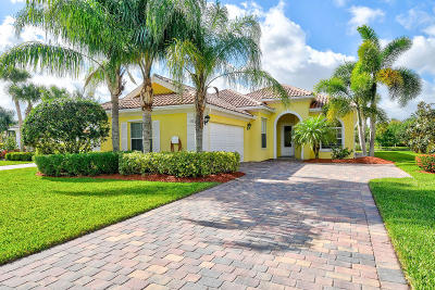 Port Saint Lucie, Saint Lucie West Single Family Home For Sale: 11221 SW Northland Drive