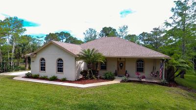 Loxahatchee Single Family Home For Sale