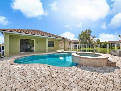 Port Saint Lucie, Saint Lucie West Single Family Home For Sale: 9736 SW Eastbrook Circle