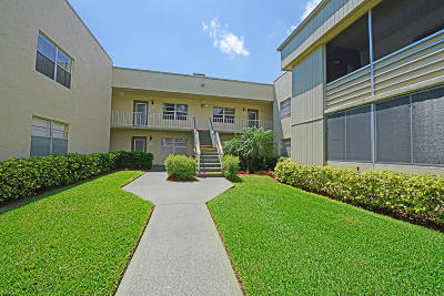 Delray Beach Condo For Sale: 674 Flanders O #674