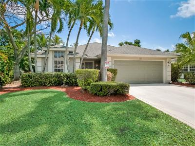 Boynton Beach Single Family Home For Sale: 52 Heather Cove Drive