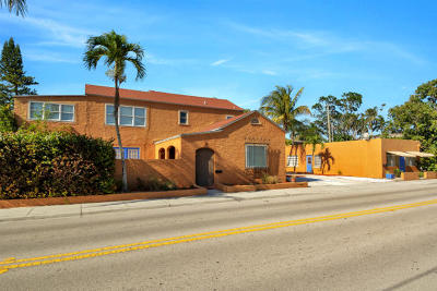 Lake Worth Single Family Home For Sale: 624 10th Avenue
