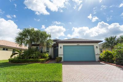 Port Saint Lucie, Saint Lucie West Single Family Home For Sale: 11300 SW Wyndham Way W