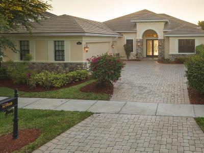 Boynton Beach Single Family Home For Sale: 8980 Equus Circle